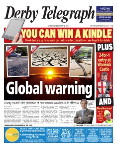 Derby_Telegraph_globak_warning