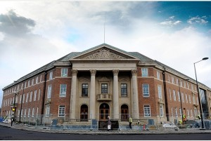 derby Council house